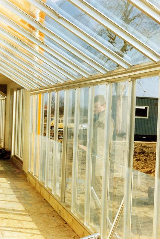 glasgang bofællesskabet blangstedgård odense fyn