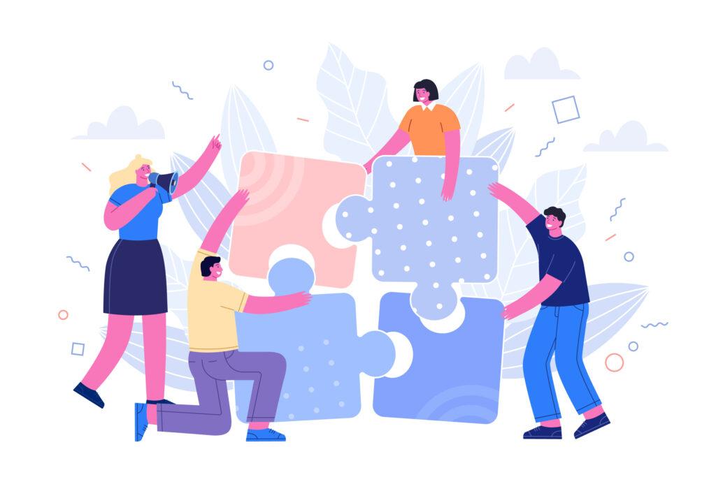 fælles opgaver i bofællesskabet