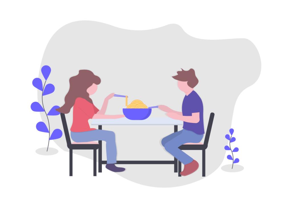 fællesspisning bofællesskabet blangstedgård